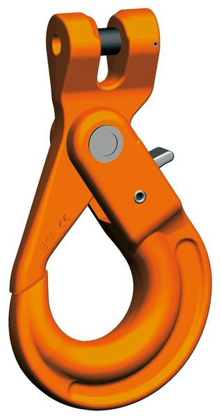 KLHW Clevis safety hook